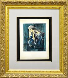 Pablo Picasso Collectible Color Pochoir