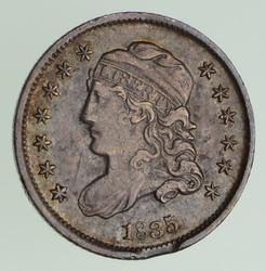 1835 Capped Bust Half Dime - Circulated