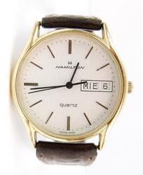 Vintage Men's Hamilton Wristwatch, Runs