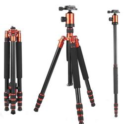 Heavy Duty Portable Magnesium Aluminium Travel Tripod