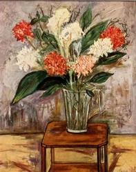 Maurice Utrillo Litho-print 'Flower Still Life'