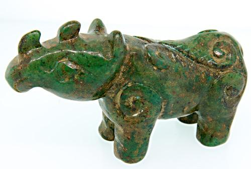 Jade stone carved sculpture usauctionbrokers