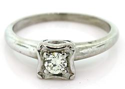 The Simple Elegance of a Diamond Solitaire Ring