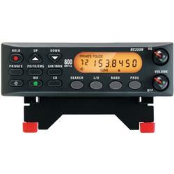 800 MHz 300-Channel Base Mobile Scanner