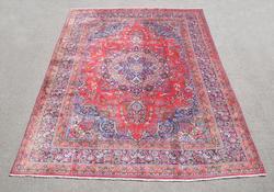 Simply Sensational Semi Antique Persian Sabzevar 10.9x8