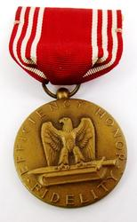 Vintage U.S. Military Good Conduct Medal