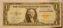 Choice North Africa 1935 A $1 Silver Certificate