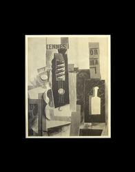 Collectible Pablo Picasso Heliogravure