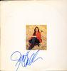 Judy Collins Signed White Album Lp