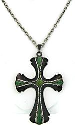 1976 Limited Edition Sarah Coventry Cross Necklace