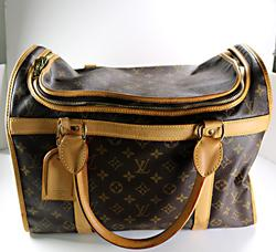 Louis Vuitton Small Pet Carrier