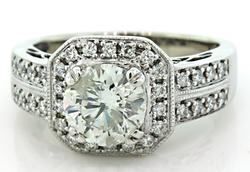 Spectacular Multi Diamond Ring