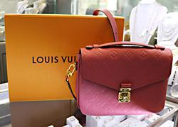 Louis Vuitton Pochette Metis W/Box & Dust Bag