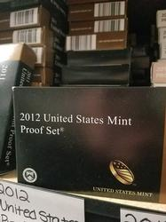 25 x Key 2012-S United States Proof Sets
