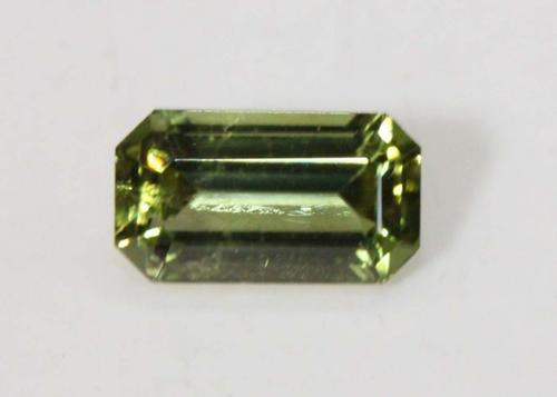 Exceptional Natural Green Diopside - 4.14 cts.