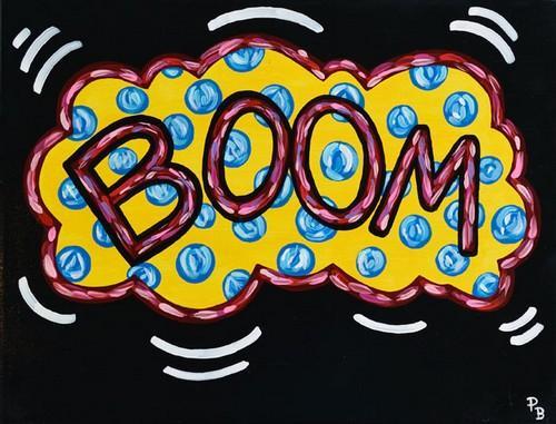Parker Beaudoin Amazing Pop Original Boom