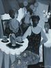 Very Rare Black & White Tarkay Original Acrylic