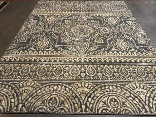 Stunning Ancient Medallion Design 8X11 Area Rug