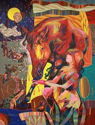 Dazzling Piece by Tadeo Zavaleta