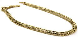 Unisex 18 Inch Infinity Link Chain