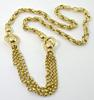 Fashionable and Dramatic 26 Inch 14K Necklace