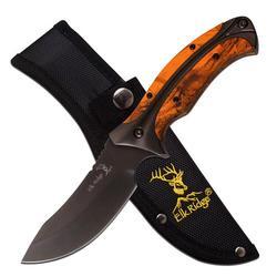 Elk Ridge 'Game Hunter' Fixed Blade Knife