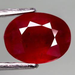 Superb 2.75ct top blood red Ruby center stone