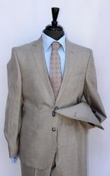 One Of A Kind Wool & Linen Slim Fit Suit