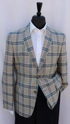 Stylish Italian Slim Fit Sport Coat By Galante,