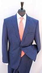 Stylish 2-Button Comfort Fit Suit By Galante