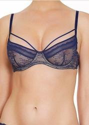 Collection Burlesque Underwire Bra by Addiction