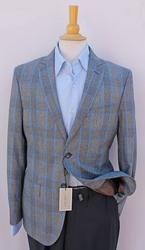 Stylish Slim Fit Sport Coat, By Galante