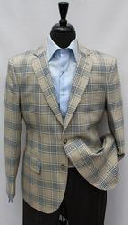 A Handsome 2Button Slim Fit Sport Coat