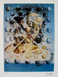 'Galatea Of The Spheres' Limited Edition By Dali