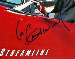 LEE GREENWOOD Autographed FRAMED Signed Album LP PSA/DNA