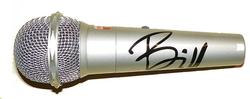 Green Day Signed Facsimile Microphone Billie Joe Armstrong Plus
