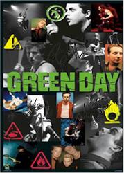Green Day Signed Facsimile Picture Collage Poster