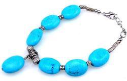 Tibetan Turquoise Beads Bracelet