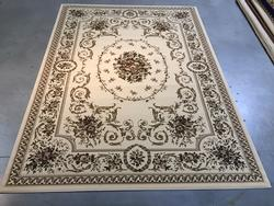 French Aubusson Design Area Rug 8x11