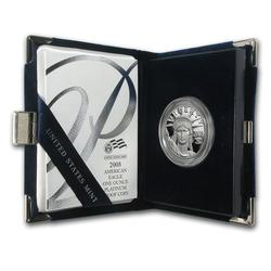 2008 Platinum American Eagle Proof One Ounce