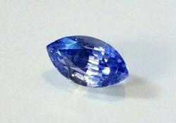 Natural Unheated Sapphire Marquise - 2.43 cts.