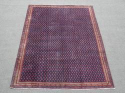 Semi Antique All Over Persian Sarouk Mir 8.4x5.7