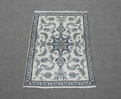 Hand Woven Persian Nain 2.10x4.7