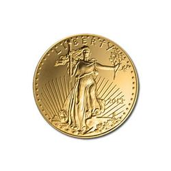 2013 American Gold Eagle 1/4 oz Uncirculated