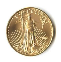2003 American Gold Eagle 1/2 oz Uncirculated