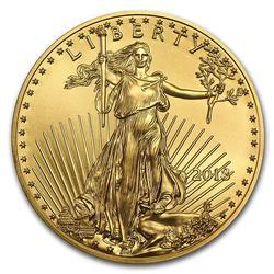 2018 American Gold Eagle 1 oz Uncirculated