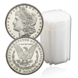 Morgan Dollar Pre-1921 Uncirculated Mixed Date Roll