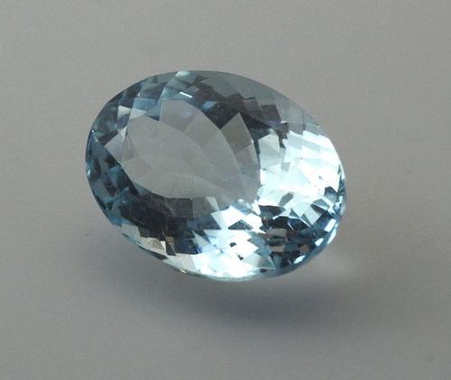 Ethereal Natural Aquamarine - 5.56 cts.