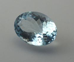 Classic Calibrated Natural Aquamarine - 5.56 cts.