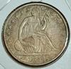 1854-O Liberty Seated Half Dollar